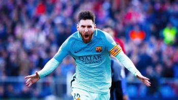 Messi, lider LA UN GOL in topul pentru Gheata de Aur. Un fotbalist mai putin cunoscut il ameninta, Ronaldo e DOAR PE 15