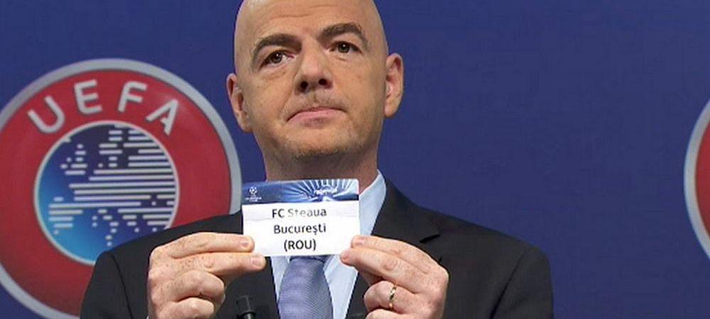 Se vad MILIOANELE! Daca ia titlul, Steaua e cap de serie in turul 3 al Ligii! Cu cine poate pica