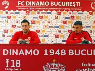 Contra, gata sa PLECE de la Dinamo! MOTIVUL pentru care nu se intelege cu Negoita