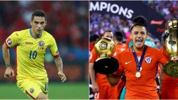 OFICIAL | Alexis Sanchez si Vidal vin in Romania! Nationala se dueleaza cu Chile la Cluj