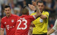 """Vidal s-a dezlantuit dupa meciul de pe Bernabeu. Chilianul lui Bayern ii face praf pe madrileni: """"Real s-a speriat si arbitrul a inceput hotia"""""""