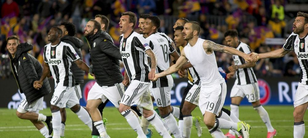Bilet fabulos pus de un roman aseara. A nimerit scorurile exacte, Barca 0-0 Juve si Monaco 3-1 Borussia