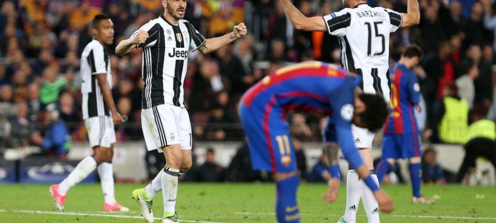 """DEMENTIAL! Mesajul trimis lui Donald Trump in timpul meciului Barca - Juventus: """"Nu mai construi zidul!"""" :))"""