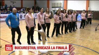 CSM, campioana la Bucuresti! Final Four-ul din Champions League se poate muta in Romania din 2020