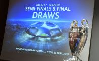 Surpriza URIASA la pariuri! Cine e favorita sa castige Champions League in fata Realului