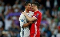 Surpriza! Ce i-au spus Ronaldo si Sergio Ramos lui Lewandowski la vestiare, imediat dupa meciul din Liga