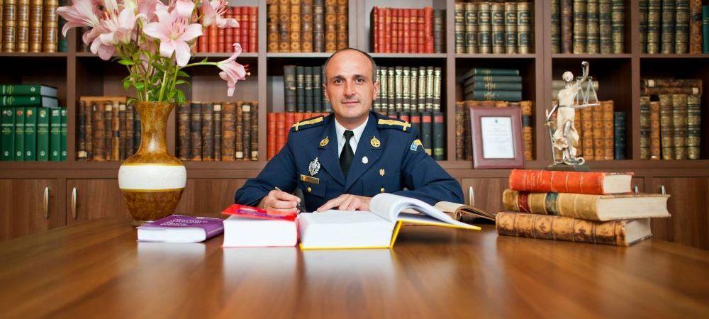 Rezultatele controlui MApN la CSA Steaua: Talpan, laudat de superiori, dar sanctionat pentru declaratiile publice