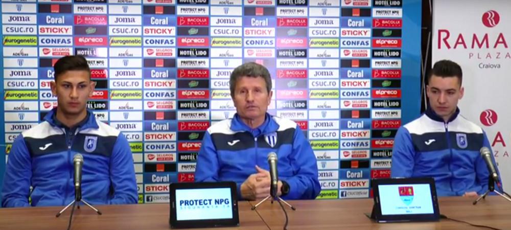 Multescu se plange de probleme GRAVE de lot la meciul cu Dinamo! Ce jucatori lipsesc