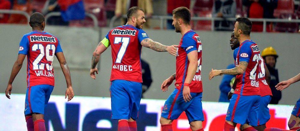 Viitorul il cere TITULAR pe Bizon la derby-ul cu Steaua! :) Ce mesaj ii transmite Benzar lui Reghe