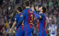 FOTO: Primele imagini oficiale cu noul echipament al Barcelonei! Schimbare importanta, producatorul renunta la orice idee retro