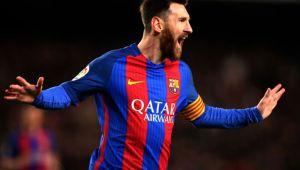 L-a batut in derby, ii ia si unul dintre cele mai importante trofee individuale. Messi, favorit la Gheata de Aur. TOPUL