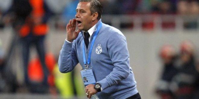 Reghecampf a explodat dupa meci:  Doua penalty-uri clare, Coltescu a vazut langa mine si nu a zis nimic