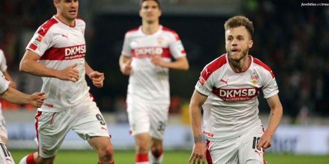 MAXIIIIIIIM!  Golul FABULOS care o duce pe Stuttgart aproape de Bundesliga! Cum a inscris romanul