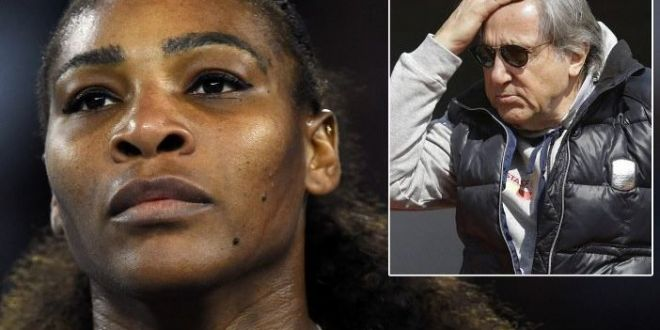 Serena Williams i-a raspuns lui Ilie Nastase:  Ma dezamageste sa aud astfel de comentarii rasiste!