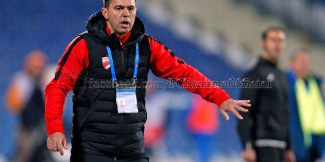 TOTUL pentru Contra! Negoita a promis REVOLUTIE la Dinamo pentru ca antrenorul sa ramana