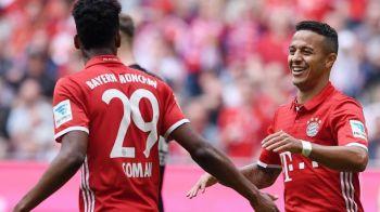 Ziua si lovitura pentru Bayern! L-a convins pe Thiago sa semneze pana in 2021