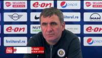 """""""Steaua mai poate gresi, isi permite asta"""" Ce a declarat Hagi inainte de meciul de sambata cu Astra"""