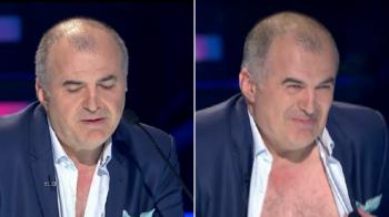 """""""Mamaie, deschide televizorul!"""" Calinescu le-a aratat tuturor """"patratelele"""" lui. Reactiile sunt GENIALE"""