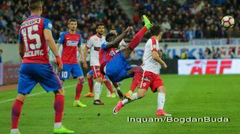 Steaua a batut-o pe Dinamo o singura data cu el la centru! Cine va fi arbitru la derby-ul de luni seara