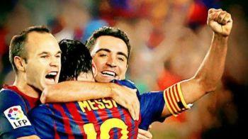 Cum arata fotbalistul total facut de Xavi. Topul in care Leo Messi nu are loc