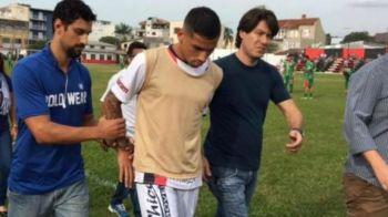 Arestat chiar in timpul meciului! Moment incredibil petrecut un Brazilia: ce acuzatii i se aduc fotbalistului. VIDEO