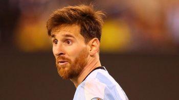 FIFA a anuntat verdictul in cazul apelului facut de Messi! Ce se intampla cu suspendarea de 4 etape, primita pentru ca a injurat un arbitru