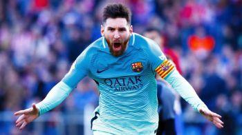 Messi, la doua meciuri de Gheata de Aur: starul Barcei s-a distantat in clasament! Cine il urmareste si pe ce loc e rivalul Ronaldo