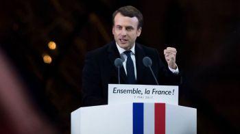 Un presedinte jucator. Detaliul pe care putini il stiu despre noul conducator al Frantei: a fost fotbalist. Pe ce post juca