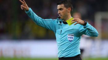 Delegare de top pentru Ovidiu Hategan! Va arbitra returul dintre Manchester United si Celta Vigo din EL