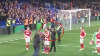Conte pe viata pentru englezi! Gestul de milioane al lui Conte in seara in care a retrogradat-o pe Middlesbrough! VIDEO