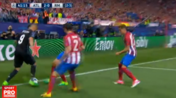 ASTA inseamna sa fii EXTRATERESTRU! Dribling minunat al lui Benzema. Unul dintr-o mie de jucatori ar mai fi reusit asa ceva