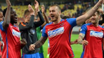 Anunt BOMBA! Becali a transferat un jucator de la CFR: Larie a semnat cu Steaua