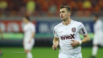 """Prima reactie a lui Larie dupa ce a semnat cu Steaua: """"Becali ma voia de peste un an!"""""""