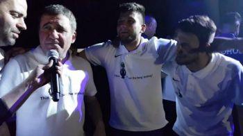 """Mihai Mironica dupa seara in RAI a lui Hagi: """"Regele jucator a devenit Regele antrenor"""""""