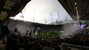 A inceput DEMOLAREA White Hart Lane! Cum arata acum stadionul la 24 de ore de la victoria cu United