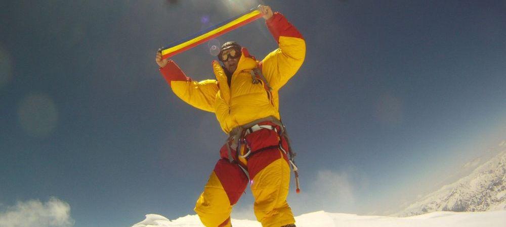La inaltime! Fantastic: Horia Colibasanu a reusit in aceasta dimineata ascensiunea pe Everest fara oxigen suplimentar si fara serpasi