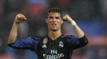 Cristiano Ronaldo a facut lista de achizitii! Jucatorul sacrificat de Real pentru ca Ronaldo sa-l depaseasca pe Messi