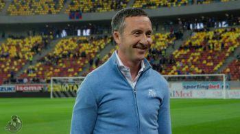 Mihai Stoica i-a intepat pe cei de la CSU Craiova dupa ce s-au facut de ras in Cupa Romaniei! Mesajul ironic postat imediat dupa meci