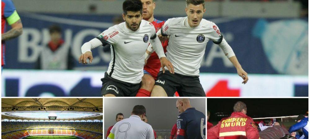 Unic si irepetabil! 10 momente din halucinantul fotbal din Romania demne de Cartea Recordurilor! Cum arata scenariul de film HORROR pentru FRF