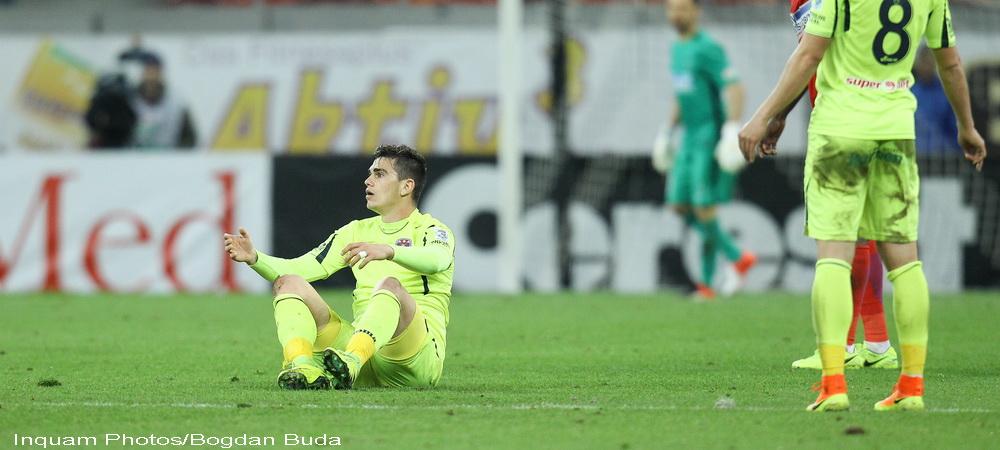 ASA, prima echipa retrogradata matematic din Liga I. Pandurii 1-0 Targu Mures: supergol Erico