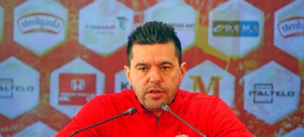 """Anunt soc: Contra a semnat prelungirea, dar spune ca poate pleca de la Dinamo! Ce oferta ii poate lasa pe """"caini"""" fara antrenor"""