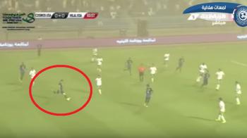 Radoi s-a intors la arabi si a iscat nebunia in tribune: a fost capitan, a vrut sa dea gol de la 40 de metri, apoi s-a accidentat