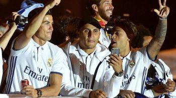 """""""Pique, c****, saluta CAMPIONII!"""" Sarbatoare cu atacuri directe la rivali! Mesajul pentru fanii lui Atletico"""