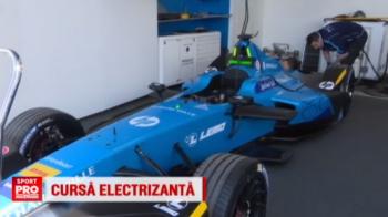 Asa arata revolutia sporturilor cu motor. Formula E, competitia bolizilor electrici, poate veni si la Bucuresti. VIDEO