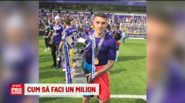 Becali s-a trezit cu UN MILION mai bogat dupa ultimul meci al lui Anderlecht. Ce veste a primit