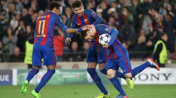 """Declaratie surprinzatoare a lui Pique! Pe cine sustine la Balonul de Aur in dauna lui Messi: """"El merita!"""""""