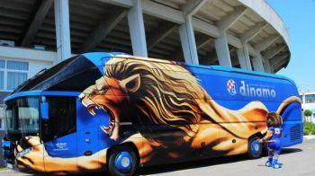 Echipa din Romania care a cumparat autocarul unei echipe de UCL: ii va duce pe jucatori in deplasarile din liga a treia
