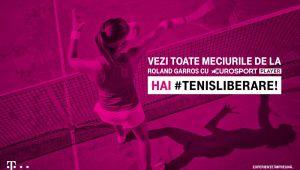 (P) Cum poti sa vezi meciurile Simonei Halep la Roland Garros! Ce serviciu a fost lansat