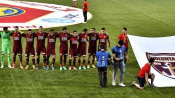 """Surpriza lui """"Cesare Pandele"""" inainte de finala Cupei Romaniei: ce PRIMA au jucatorii Voluntariului pentru castigarea primului trofeu din istorie"""