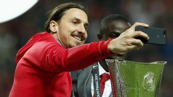 Zlatan si-a decis viitorul dupa ce a castigat Europa League! Unde va juca dupa revenirea pe gazon